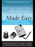 Ssef Diamond-Type Spotter and Blue Diamond Tester Made Easy: The right-Way Guide to Using Gem Identification Tools