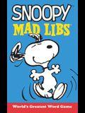 Snoopy Mad Libs