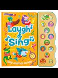 Laugh & Sing: Silly Animal Songs