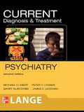 Current Diagnosis & Treatment Psychiatry, Second Edition
