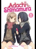 Adachi and Shimamura (Light Novel) Vol. 1