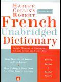 HarperCollins Robert French Unabridged Dictionary, 7th Edition (Harpercollins Unabridged Dictionaries)