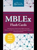 MBLEx Test Prep Book of Flash Cards: MBLEx Exam Prep Review with 200+ Flashcards for the Massage & Bodywork Licensing Examination