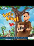 Audio CD - Let's Sing