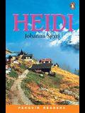 Heidi, Level 2, Penguin Readers