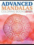 Advanced Mandalas Coloring Books Adults Fun Edition 2