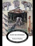 Just So Stories (inc. The Tabu Tale)