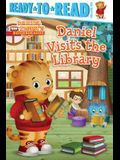 Daniel Visits the Library: Ready-To-Read Pre-Level 1