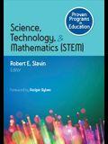 Science, Technology, & Mathematics (STEM)