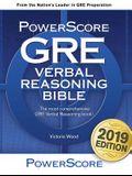 Powerscore GRE Verbal Reasoning Bible