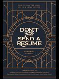 Don't Just Send a Resume: How to Find the Right Job in a Local Church