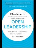 Open Leadership