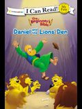 The Beginner's Bible Daniel and the Lions' Den: My First