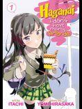 Haganai: I Don't Have Many Friends Vol. 1