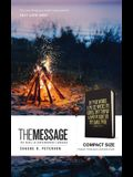 The Message Compact (Leather-Look): The Bible in Contemporary Language