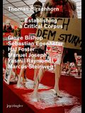 Thomas Hirschhorn: Establishing a Critical Corpus