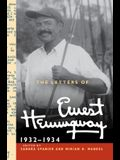 The Letters of Ernest Hemingway: Volume 5, 1932-1934: 1932-1934