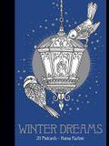 Winter Dreams 20 Postcards: Originally Published in Sweden as Vinterdrömmar: 20 Vykort Att Färglägga
