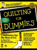 Quilting for Dummies?