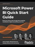 Microsoft Power BI Quick Start Guide, Second Edition