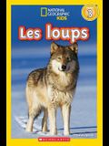 National Geographic Kids: Les Loups (Niveau 3)