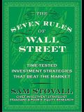 The Seven Rules of Wall Street: Crash-Tested Investment Strategies That Beat the Market (General Finance & Investing)