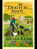Death By Magic: A Josiah Reynolds Mystery 14