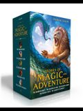 Stories of Magic and Adventure: The Arabian Nights; The Children of Odin; The Children's Homer; The Golden Fleece; The Island of the Mighty