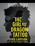 The Girl with the Dragon Tattoo (Movie Tie-in Edition) (Millennium Series)