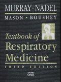 Textbook of Respiratory Medicine: 2-Volume Set