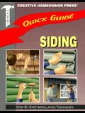 Quick Guide: Siding: Step-By-Step Installation Techniques