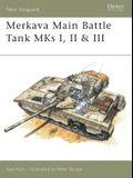 Merkava Main Battle Tank MKS I, II & III
