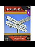 Steck-Vaughn Core Skills Language Arts: Workbook Grade 5