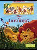 Disney the Lion King Magnetic Fun