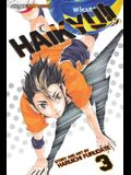 Haikyu!!, Vol. 3, Volume 3: Go, Team Karasuno!
