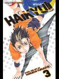 Haikyu!!, Vol. 3, Volume 3