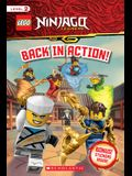Lego Ninjago: Back in Action! [With Sheet of Stickers]
