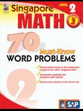70 Must-Know Word Problems, Grade 3