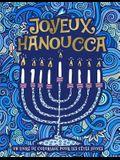 Un livre de coloriage pour les fêtes juives: Joyeux Hanoucca