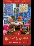 Quilt or Innocence