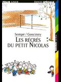 Les Recres de Petit Nicolas