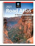 Rand McNally 2021 Road Atlas & National Park Guide