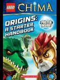 Lego(r) Legends of Chima: Origins: A Starter Handbook