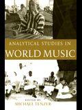 Analytical Studies in World Music
