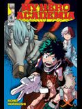 My Hero Academia, Vol. 3, Volume 3