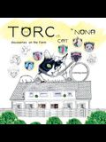 TORC the CAT discoveries on the Farm Coloring Book
