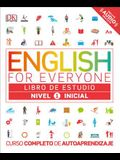 English for Everyone: Nivel 1: Inicial, Libro de Estudio: Curso Completo de Autoaprendizaje