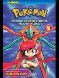 Pokémon Diamond and Pearl Adventure!, Vol. 3, 3