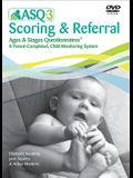 Asq-3(tm) Scoring & Referral (DVD)