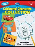 Learn to Draw Disney Celebrated Characters Collection: Including Your Disney*pixar Favorites!